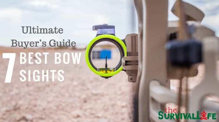 Best Bow Sights 2019 7 Best Bow Sights [2019]   Single & Pendulum Bow Sight