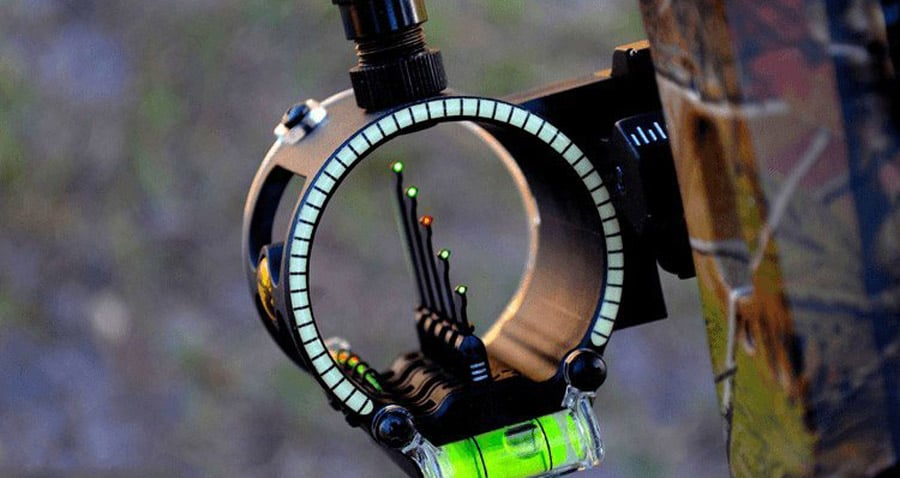 Fixed Pin Bow Sights