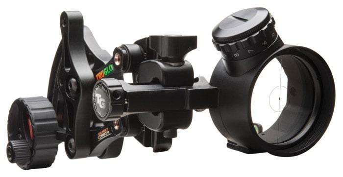 TRUGLO Archers Choice Range Rover Pro Green Dot Sight