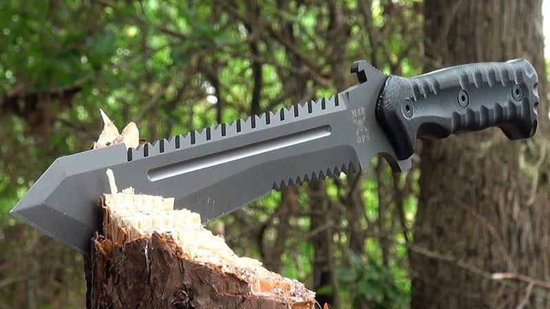 Best Survival Machete Nov 2019 Buyer S Guide Amp Reviews