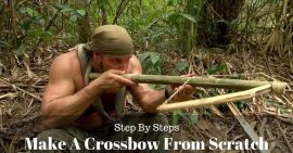 How to Make a Crossbow from Scratch
