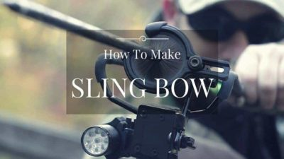 How To Make Your Own Powerful Sling Bow