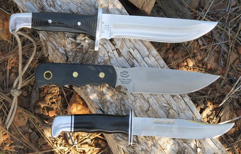 Knife Ranges
