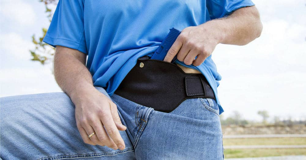 Best Belly Band Holster Reviews