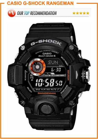 Top 5 Best Survival Watches Mar 2018 Buyer S Guide