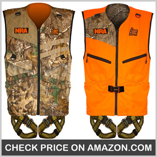 Hunter Safety System PATRIOT – Best Treestand Safety Harness