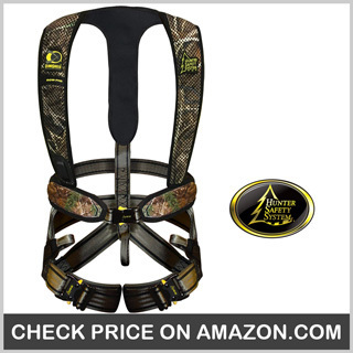 Hunter Safety System UltraLite Flex – Best Treestand Safety Harness