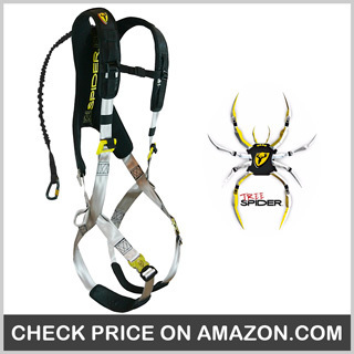 Tree Spider Speed Harness – Best Treestand Safety Harness
