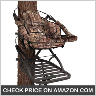 Summit Treestands 180 Max SD - Best Climbing Tree Stand