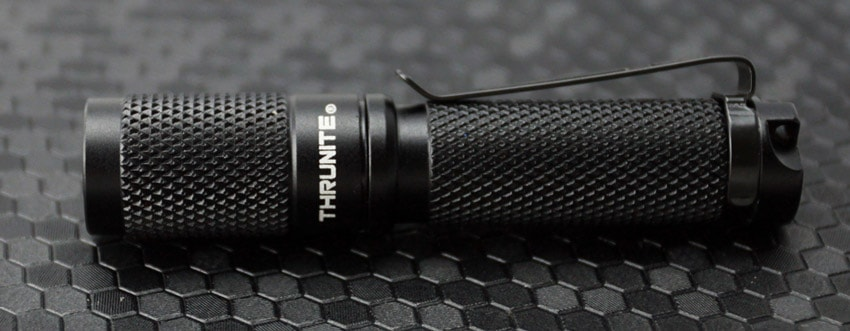 ThruNite Ti3 EDC Cree XP-G2 R5 AAA Torch Max120 Lumens LED Flashlight