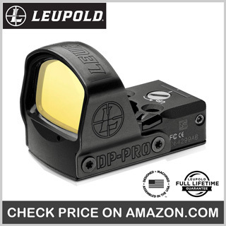 Leupold 119688 DeltaPoint Pro Reflex Sight