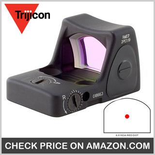 Trijicon RM07 RMR 6.5 MOA Adjustable LED
