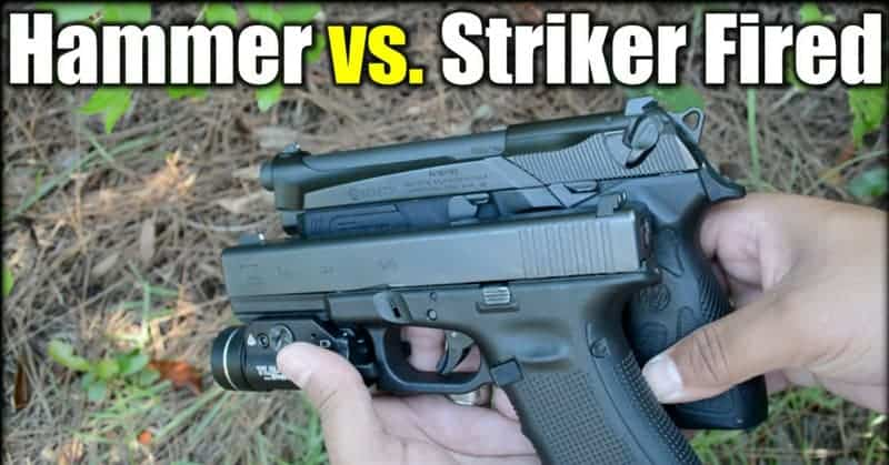 What is a Striker Fired Pistol