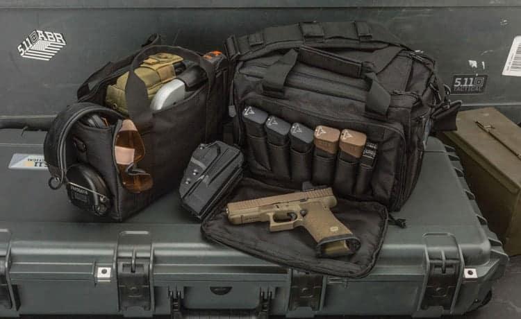 Best Pistol Range Bag