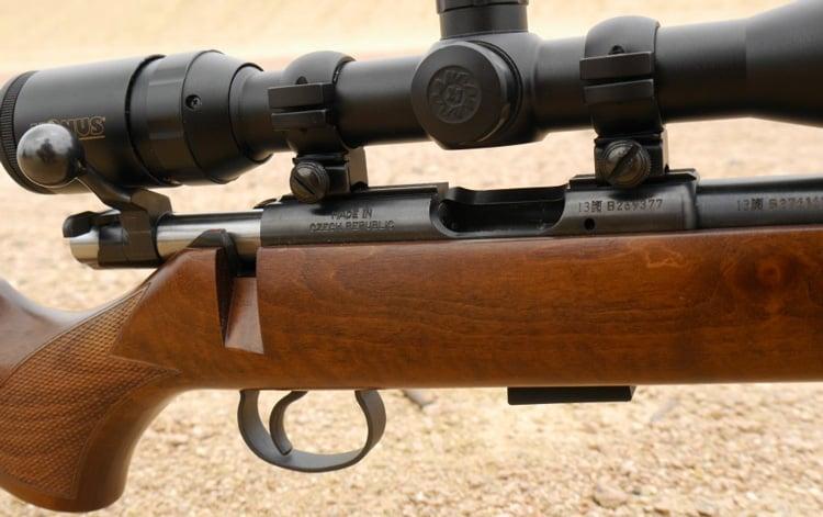 CZ 455 American Rimfire Rifle