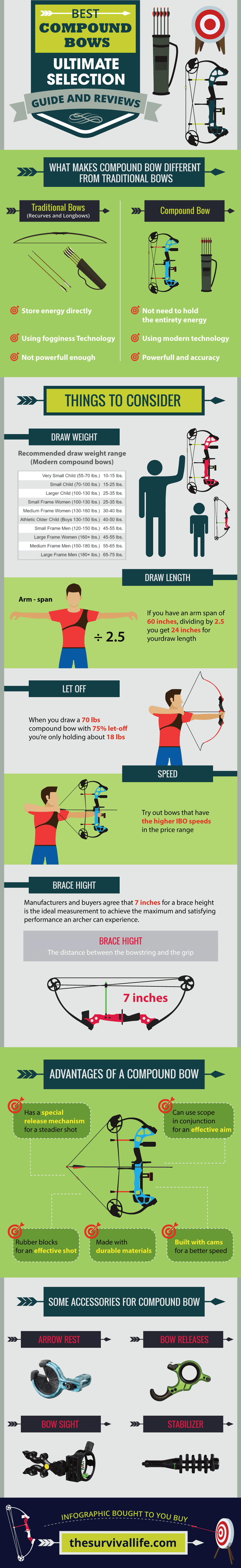 Best-Compound-Bow-infographic