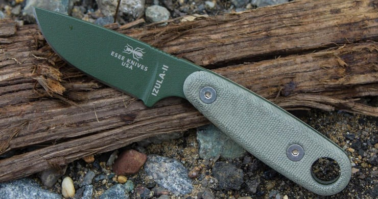 ESEE Knives Izula II Knife
