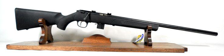 Marlin XT-17VR .17 HMR Heavy Varmint Bolt-Action Rimfire Rifle