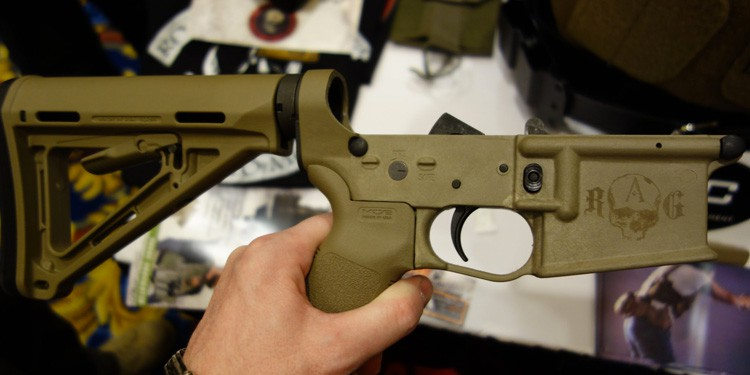 Polymer-ar-lower-receiver