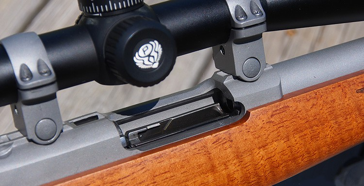 Ruger 77/17 .17 WSM Bolt-Action Rimfire Rifle