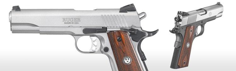 Ruger SR1911 .45 ACP Semi Automatic Pistol