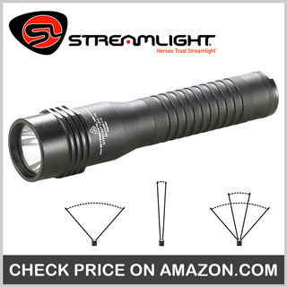 Streamlight 74751 Strion LED Rechargeable - Best Police Flashlight