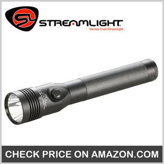 Streamlight 75458 Stinger DS LED - Best Police Flashlight