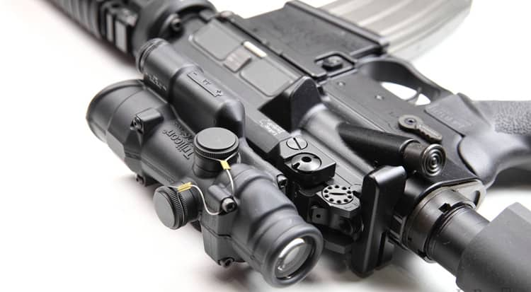 Trijicon TA02 ACOG Battery Illuminated LED Scope