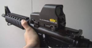 Top 7 Best Holographic Sight – Buyer's Guide & Reviews