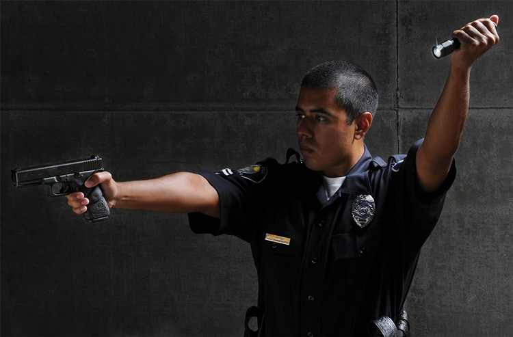 Best-Police-Flashlight