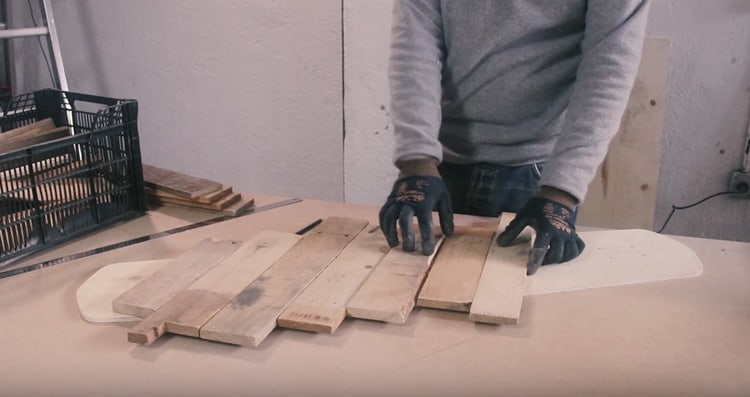 How To Make A Pallet Longboard
