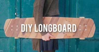 How to Make a Pallet Longboard in 5 Simple Steps