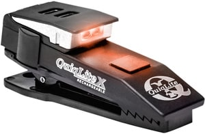 QuiqLiteX Hands Free Pocket Concealable Flashlight