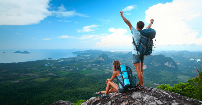 Hydration Packs for Hiking