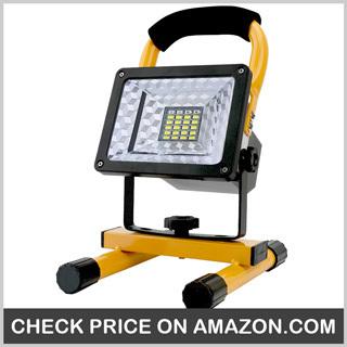 Hallomall 15-watt 24 LED Spotlight