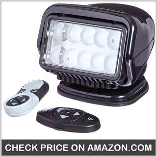 Larson Electronics Golight Stryker Wireless LED Spotlight
