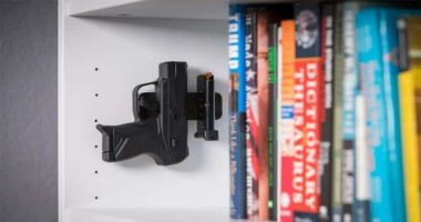 Best Gun Magnet Mount for Concealed Your Weapon