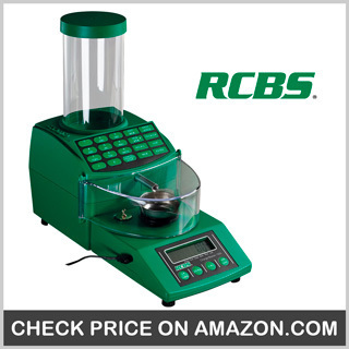 RCBS 1500 Combo 110V-AC ChargeMaster - Best Reloading Scale