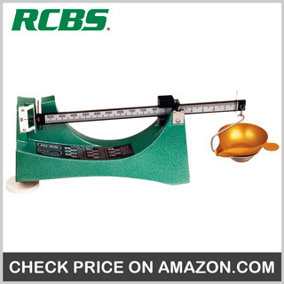 RCBS 505 Reloading Scale - Best Reloading Scale