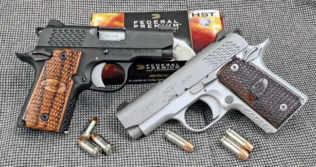 380 ACP Semiauto for Self-Defense