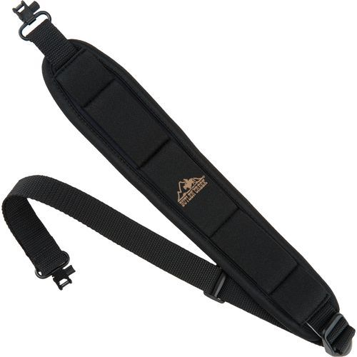 Butler Creek Comfort Stretch Alaskan Magnum Sling with Sewn-In Swivels
