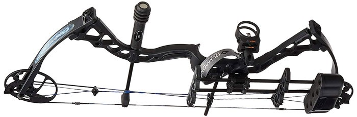 1. Diamond Archery Infinite Edge Pro Bow Package