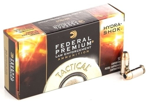 Federal 124 Grain Hydra-Shok