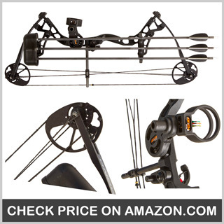 Diamond Atomic Package Youth - Best Youth Compound Bow