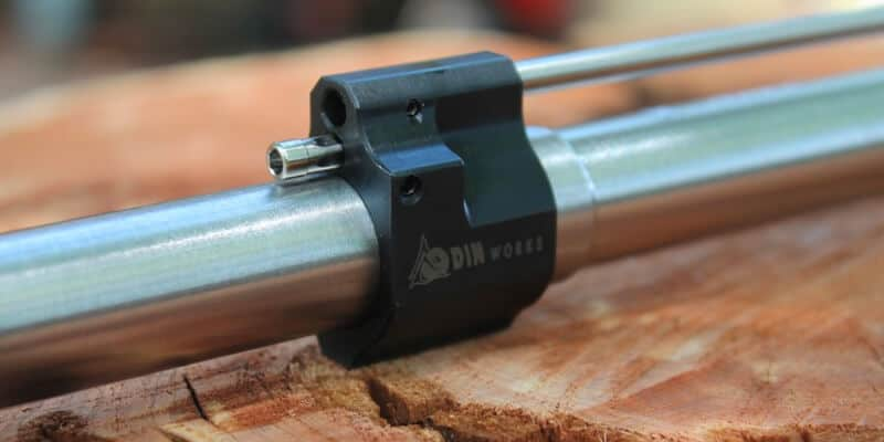 Odin Works Low Profile Adjustable Gas Block Review