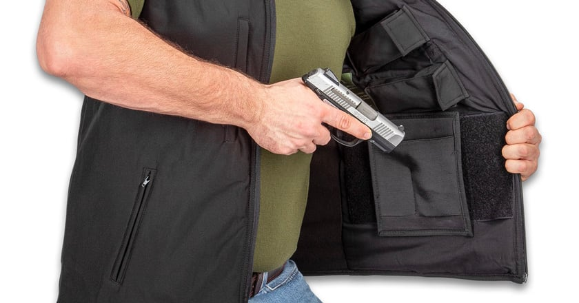 Best Concealed Carry Vests