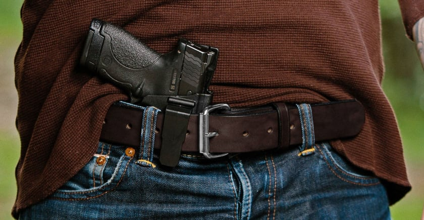 Best Gun Belts For Concealed Carry