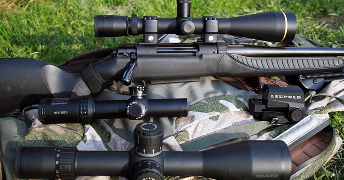 Picking a scope