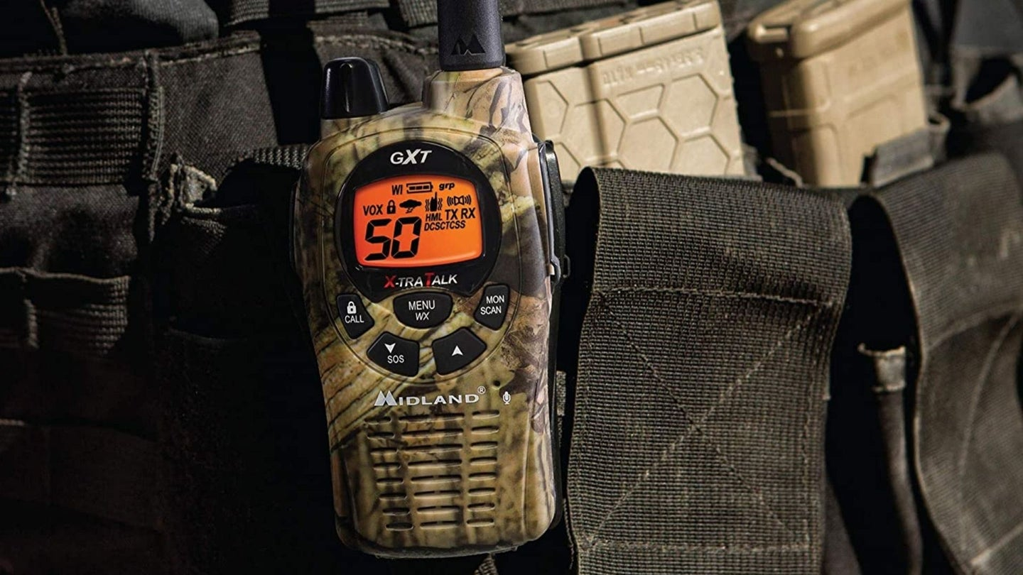 The Best Walkie Talkies for Preppers